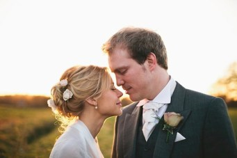 Intimate and Romantic DIY Wedding In An Old English Pub