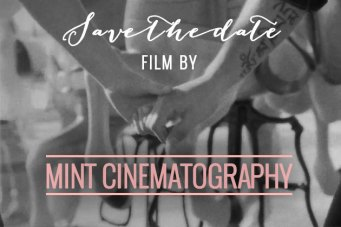 Carousel Save The Date Film By Mint Cinematography