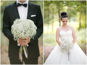 Romantic Heart Themed Wedding in Portugal