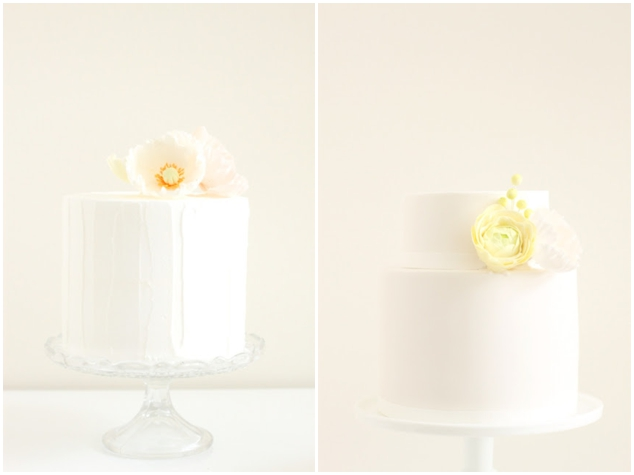Hello Naomi Modern Chic Wedding Cakes Bridal Musings