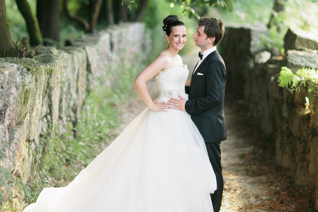 Romantic Wedding in Portugal - wedding film by The Amazing Rabbit | photo by Branco Prata