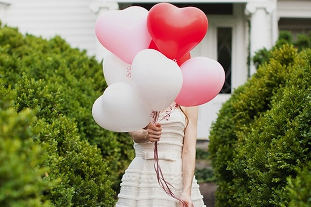 heart balloons | Jodi Miller Photography