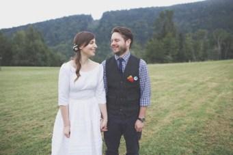 Rustic Colourful & Creative DIY Wedding in France