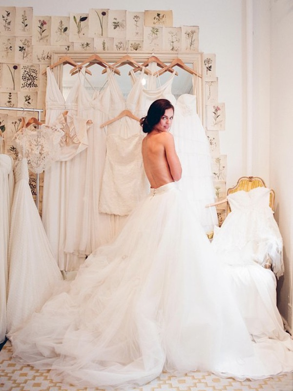 blog plan your wedding anti advice gown shopping