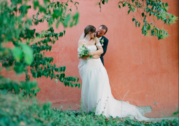 Romantic Rustic Wedding in Italy