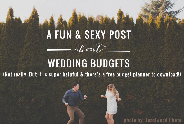 Wedding Budget Top Tips From A Wedding Planner
