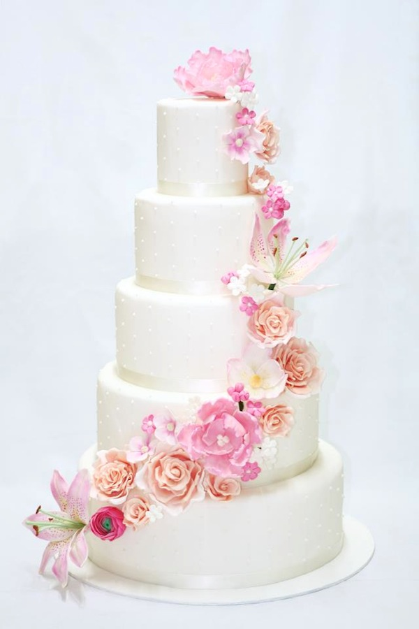 Top 5 Tips On How To Choose Your Wedding Cake Bridal Musings