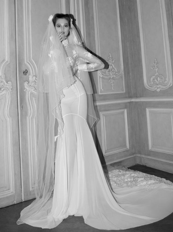 Inbal Dror 2013 Wedding Dress Collection - Bridal Musings Wedding ...