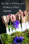 Wedding Catering Top Tips by Kalm Kitchen
