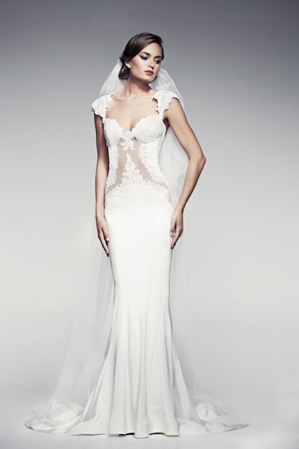 Couture Wedding Dresses Brigg : Pallas couture wedding dress fleur blanche collection bridal musings