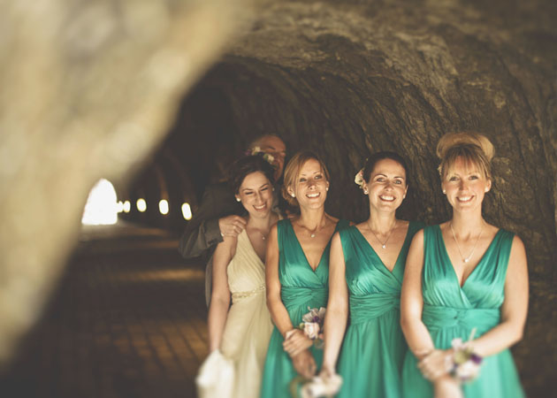 Tunnels Beaches Wedding | Howell Jones Photography 38