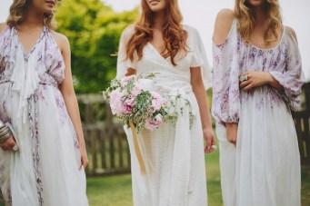 Bohemian Bridal Style From Teeki