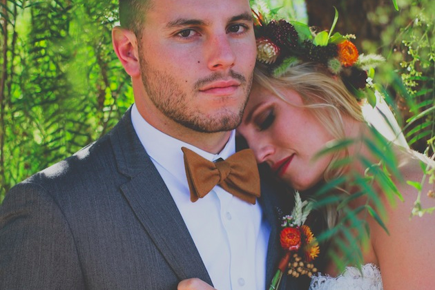 Bohemian Wedding by Sam Ciurdar via Bridal Musings
