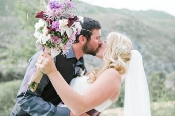 Rustic Chic DIY Mountainside Wedding in Utah