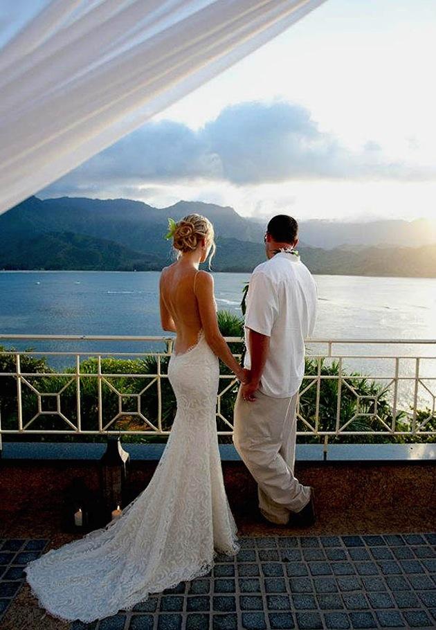 Wedding Dresses Long Beach Ca : Beautiful backless wedding dresses by katie may
