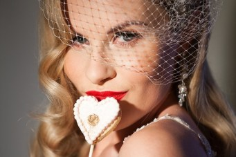 1950s Hollywood Glamour Wedding Inspiration