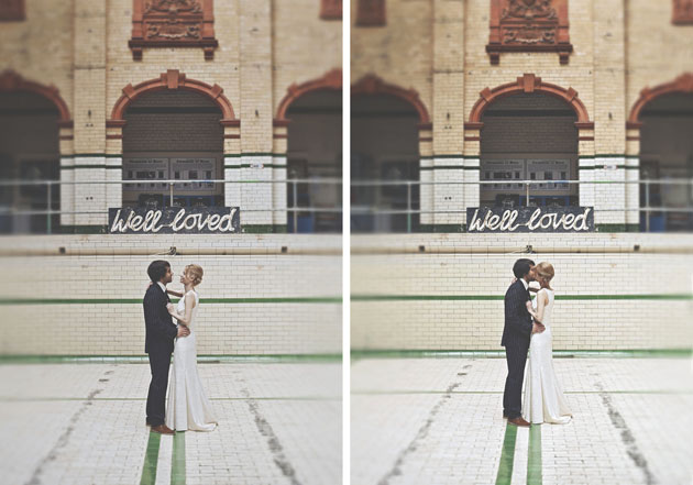 Victoria Baths Wedding | Howell Jones Photography 74
