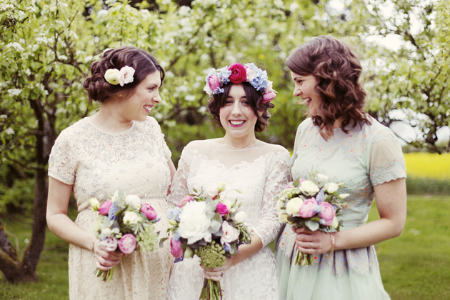 Colourful Vintage Wedding | Rebecca Wedding Photography 40