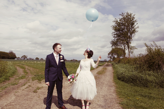 Colourful Vintage Wedding | Rebecca Wedding Photography 55