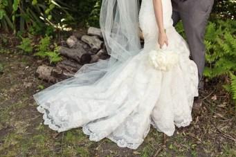 Blush Pink Roses & Succulents: A Stylish, Organic Wedding