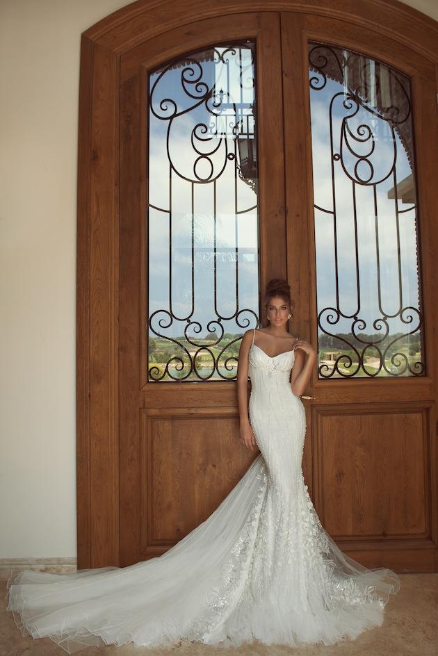 حصرى البوم صور كولكشن فساتين زفاف عروس 2014