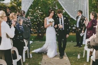 Intimate, Rustic & Elegant Wedding in Australia