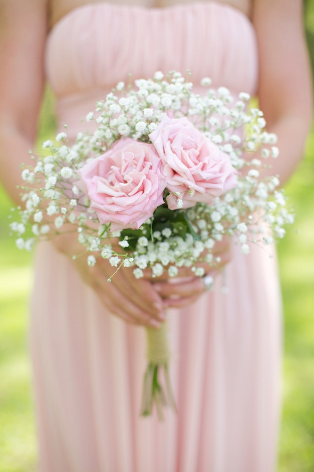Cheap Creative Alternative To Bouquets For Bridesmaids