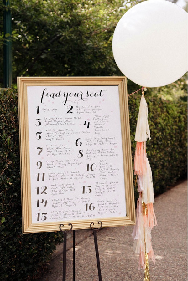 Wedding Planning Tips Seating Guests At Your Wedding