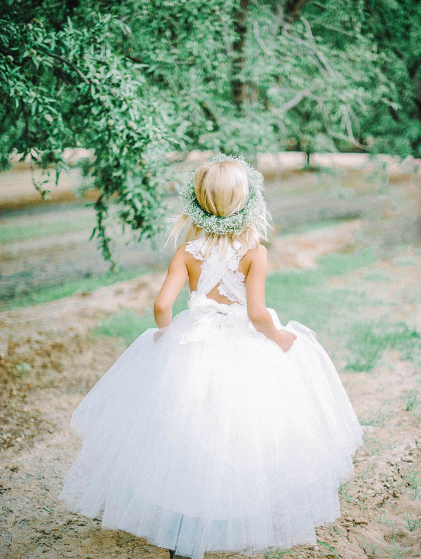 Flower Girl Dresses And Accessories 73