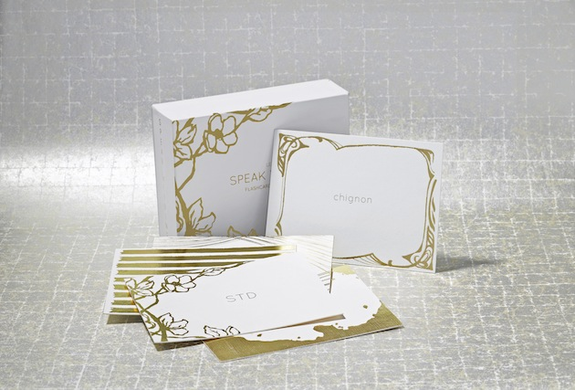 Learn To Speak Wedding: Flashcards For Beginners | Bridal Musings 1