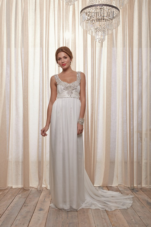 Belle Ivoire Bridal Collection By Anna Campbell