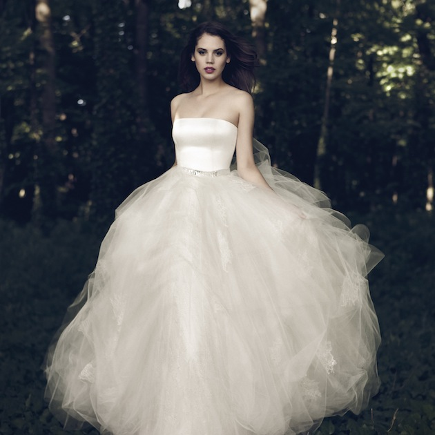 Beautiful Ball Gown Wedding Dresses: Daalarna Wedding Dress Collection