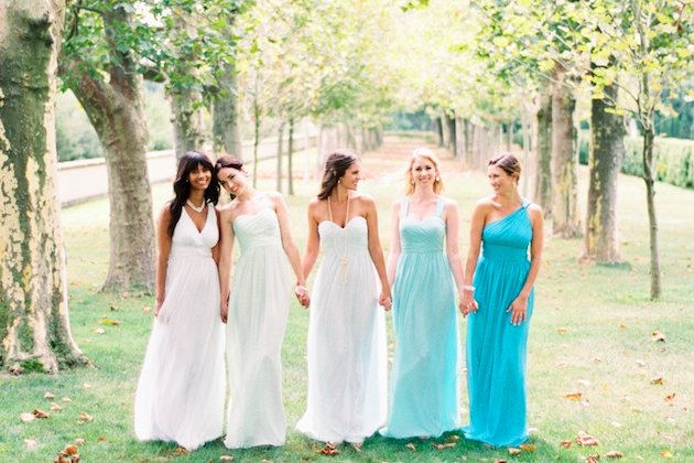Donna Morgan Bridesmaids Dresses 2014