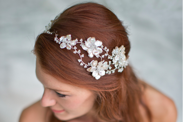 Hermione Harbutt Bridal Accessories Collection 2014 | Catherine Mead Photography (1)