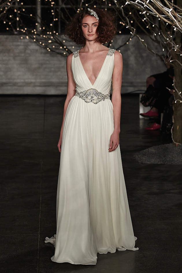 Jenny Packham Bridal Collection Spring Summer 2014