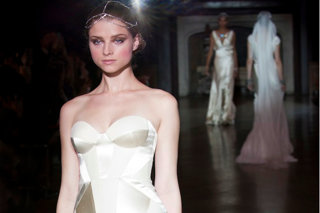 Johanna Johnson wedding dress collection 'Muse'