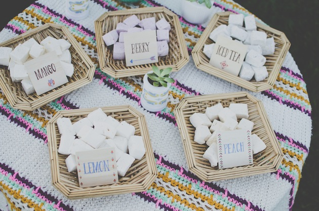 Retro Glamping Bachelorette Party Ideas by Stockroom Vintage