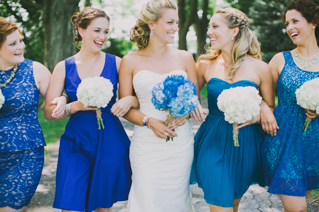Rustic Blue Wedding | Andrew Mark Photography | Bridal Musings 25