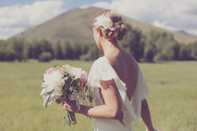 Rustic Wedding in Idaho | Traci Griffin Photography (14)