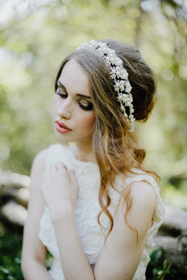 Beautiful Bride La Boheme Handmade Wedding Adornments