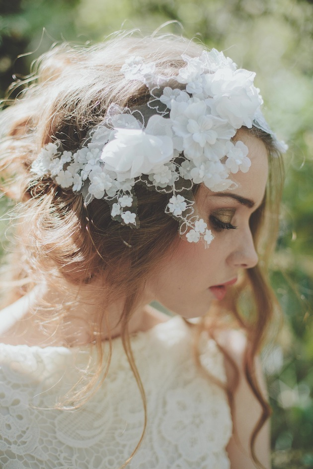 beautiful bride la boheme handmade wedding adornments. Black Bedroom Furniture Sets. Home Design Ideas