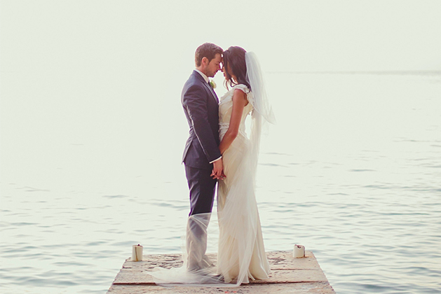beach wedding | Closer To Love Photography