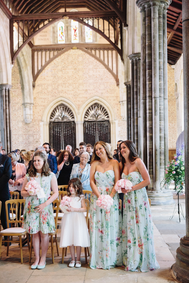 Classic English Garden Wedding Featuring Floral