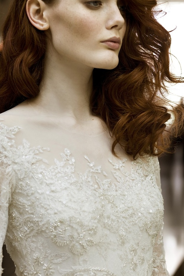 Mira Zwillinger Wedding Dress Collection 2013-2014   Bridal Musings ...