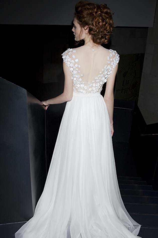 Mira zwillinger wedding dress collection 2013 2014 for Coral gables wedding dresses