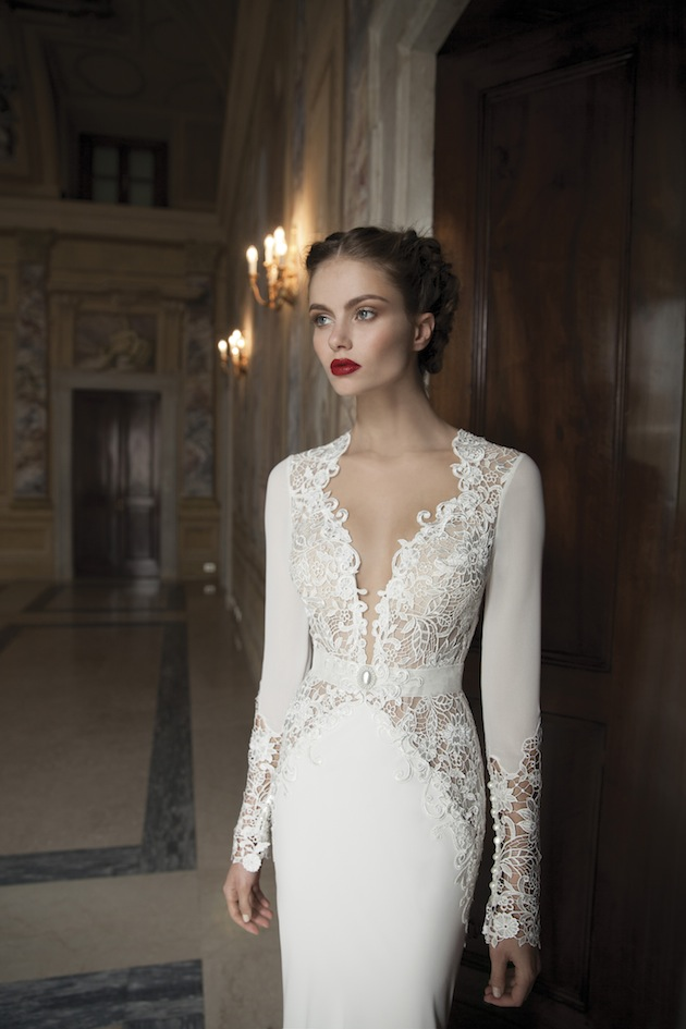 Winter Wedding Dresses Brides - Amore Wedding Dresses