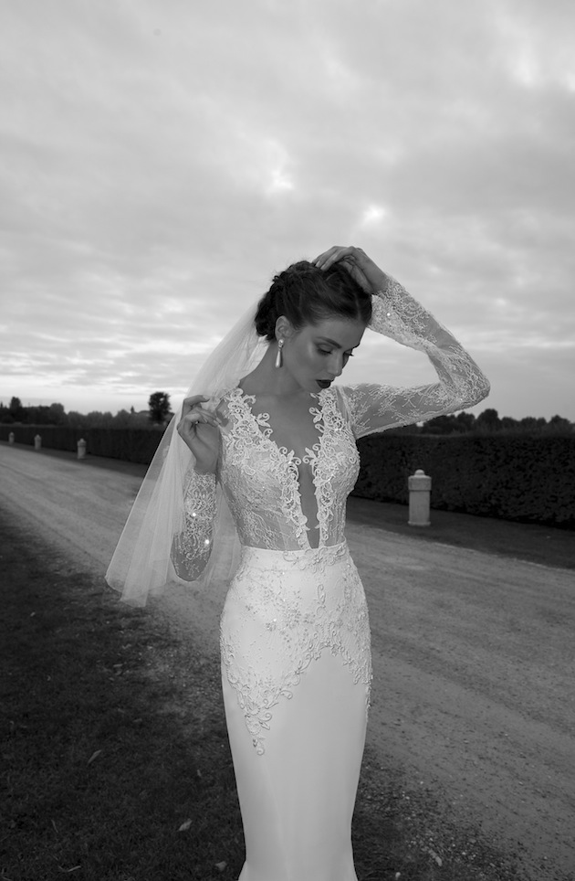 Berta Wedding Dress Collection Winter 2014 | Bridal Musings ...