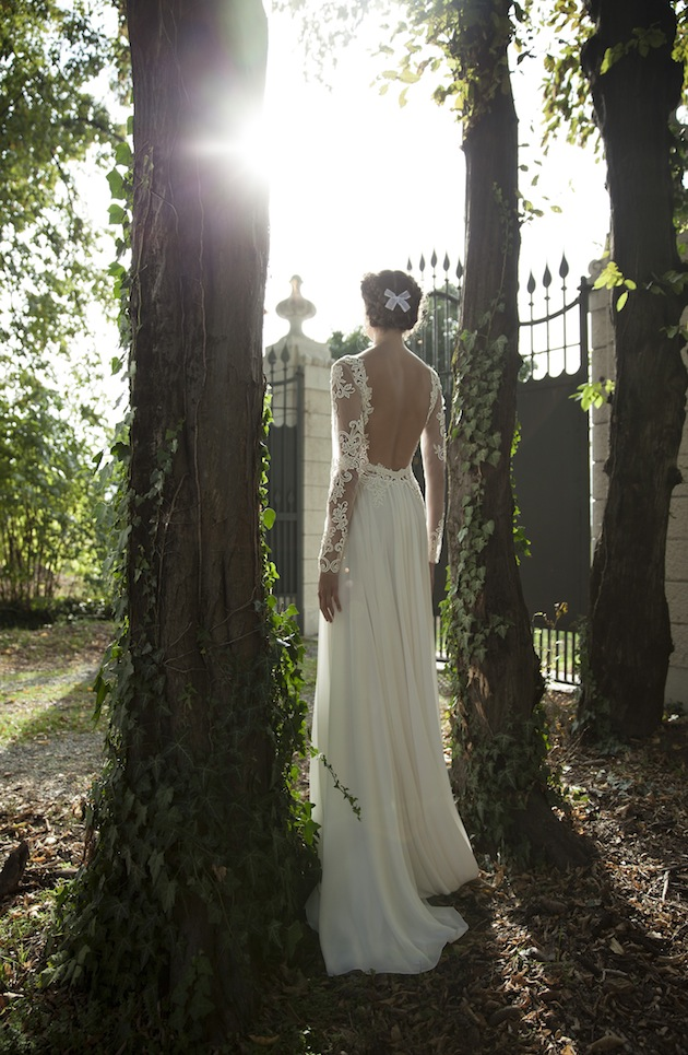 the proposal berta bridal collection autunnoinverno 2014