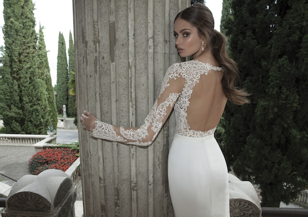 Berta wedding dress collection winter 2014 part 2 for Winter wedding dresses for sale