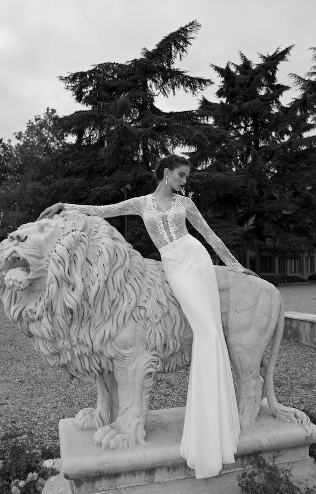 The proposal berta bridal collection autunno inverno 2014 for Berta wedding dress 2014